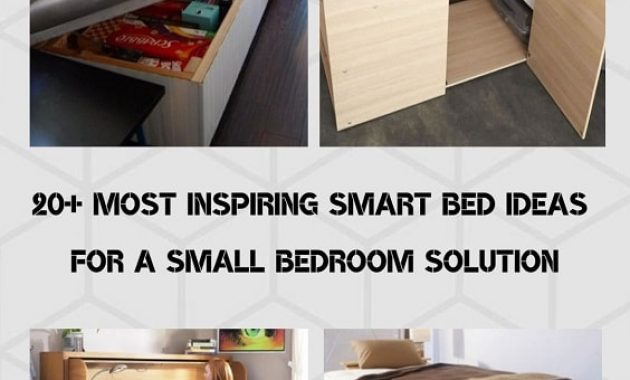 Smart Bed Ideas pinterest-min