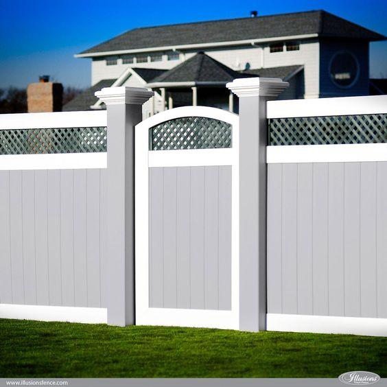 best vinyl fencing 12-min