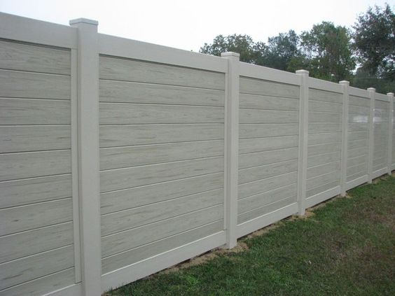 25 Best Vinyl Fencing Ideas Of 2018 For Ultimate Inspiration