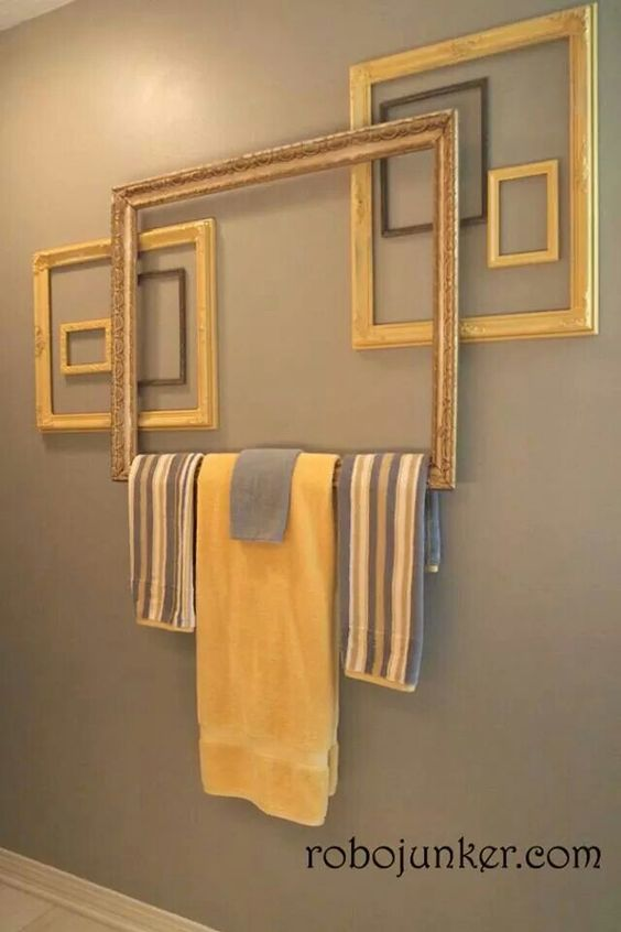 decorative towels for bathroom ideas 10-min