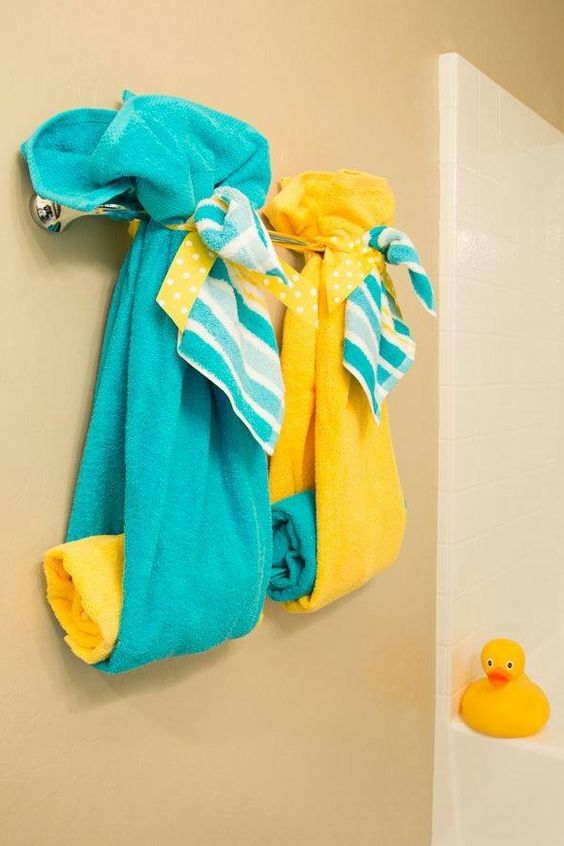 decorative towels for bathroom ideas 11-min