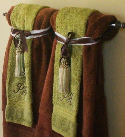 decorative towels for bathroom ideas 14-min