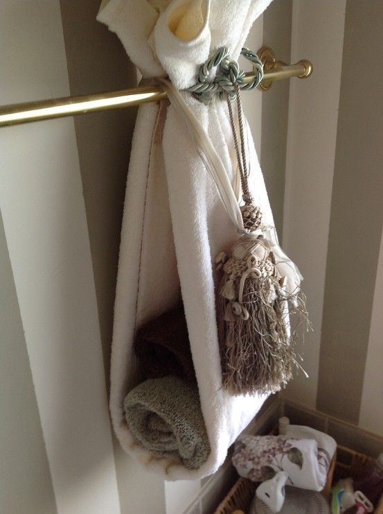decorative towels for bathroom ideas 2-min
