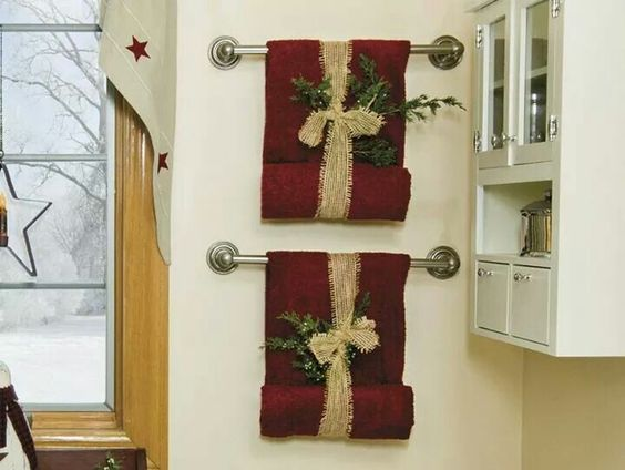 decorative towels for bathroom ideas 22-min