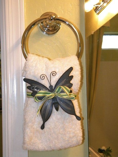 decorative towels for bathroom ideas 4-min