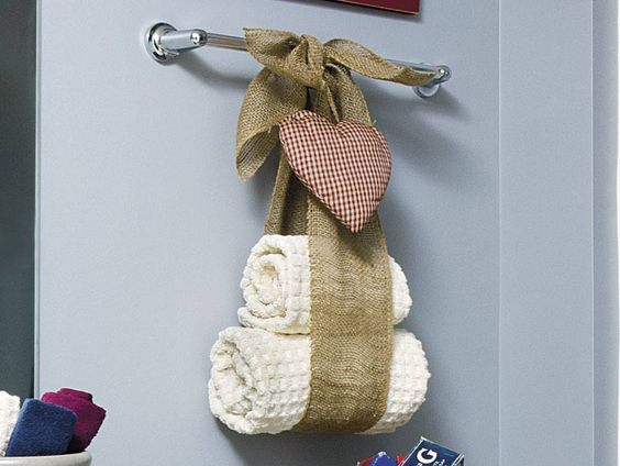 decorative towels for bathroom ideas 6-min