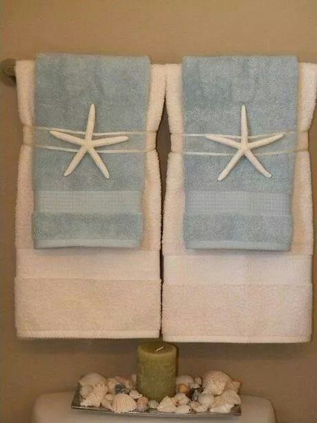 decorative towels for bathroom ideas 7-min