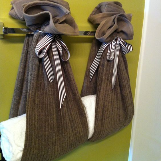 decorative towels for bathroom ideas 8-min