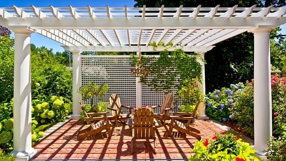 diy pergola ideas-min