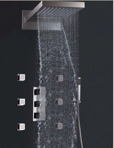 sophisticated shower design ideas 16-min
