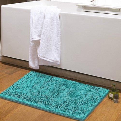 teal bathroom rugs 1-min