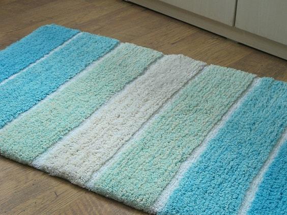 teal bathroom rugs 22-min