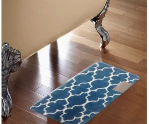 teal bathroom rugs 8-min