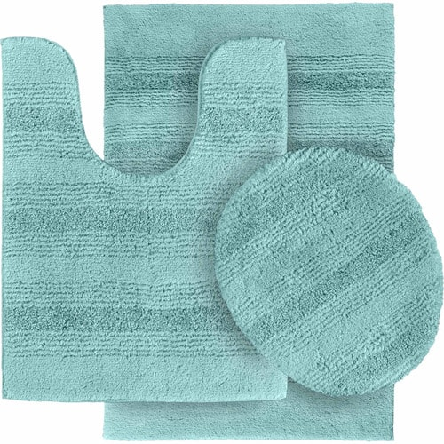 teal bathroom rugs 9-min