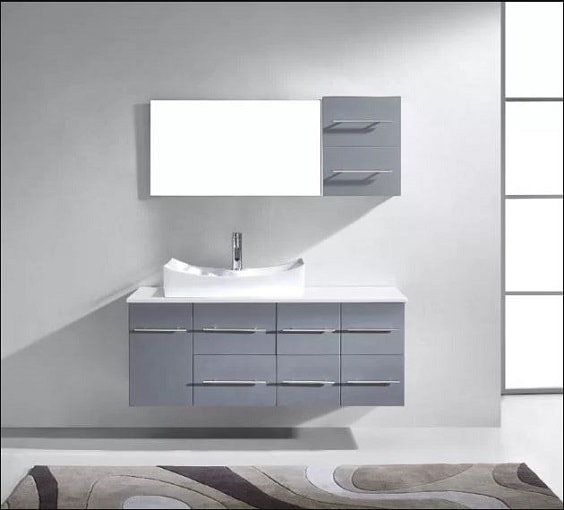 Swell 10 Recommended 52 Inch Bathroom Vanity Under 1 500 To Buy Now Home Remodeling Inspirations Genioncuboardxyz