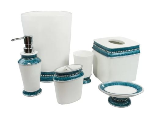 Aqua Bathroom Accessories 11-min