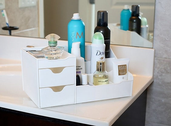 Bathroom Counter Organizer 5-min