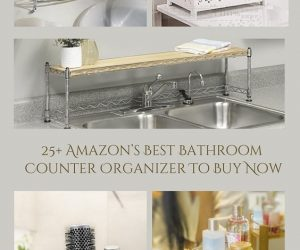 Bathroom Counter Organizer pinterest-min