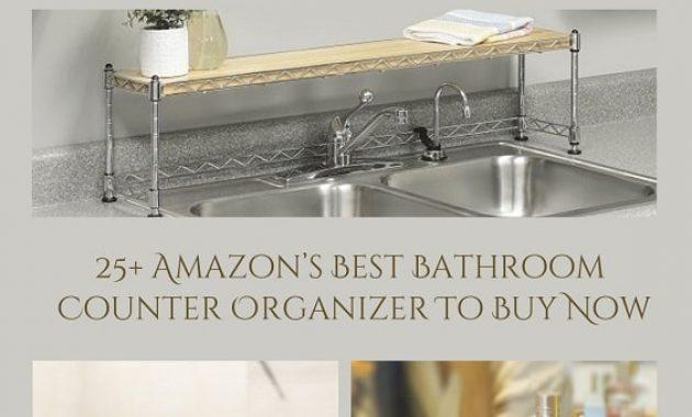 Bathroom Counter Organizer pinterest-min