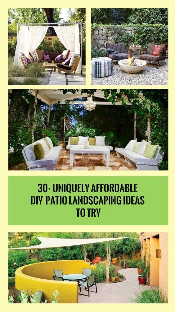 DIY Patio Landscaping Ideas-min
