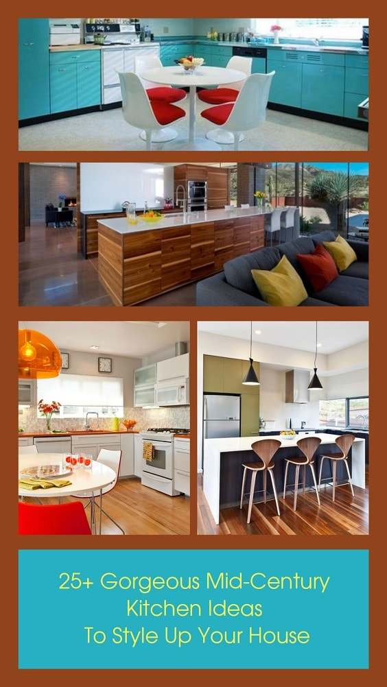 Mid-Century Kitchen pinterest-min