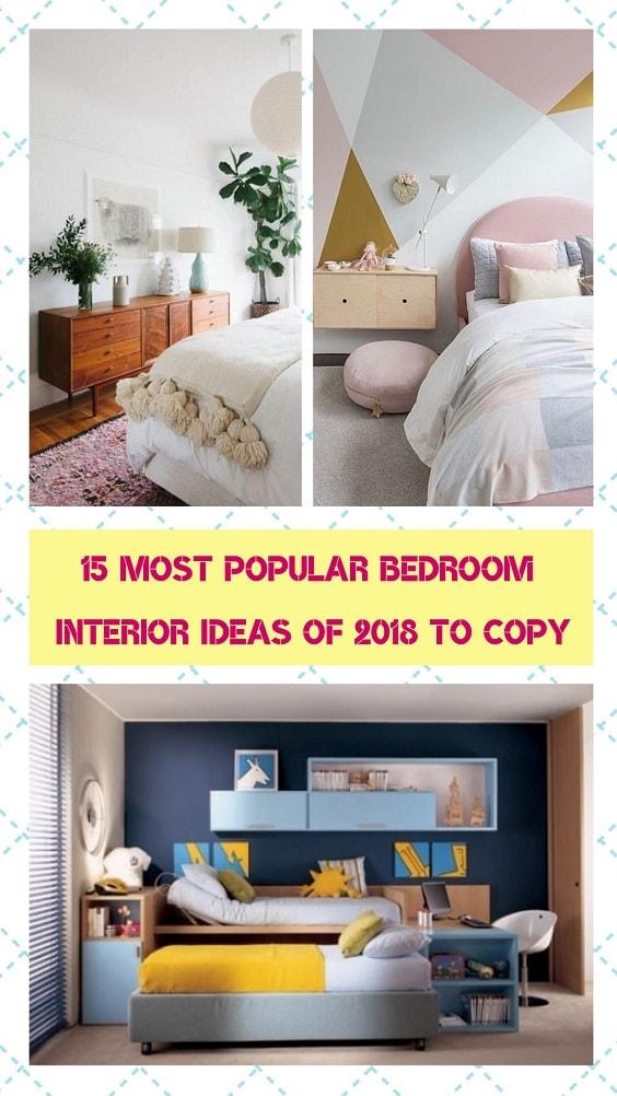 Most Popular Bedroom Interior design-min