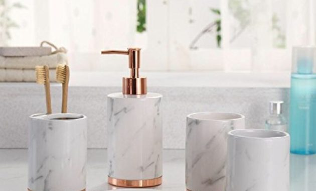 White Marble Bathroom Accessories 6-min