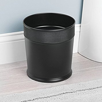 black bathroom trash can 14-min