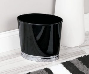 black bathroom trash can 15-min