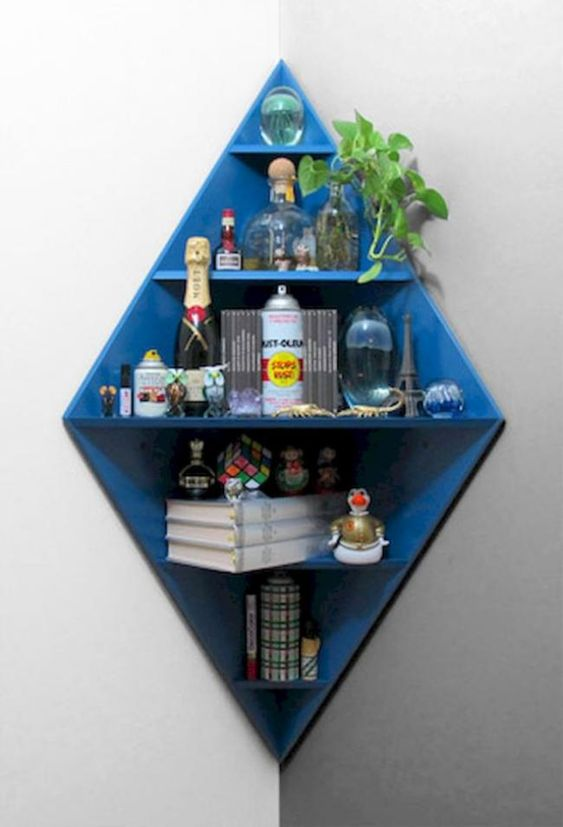 diy corner shelves 19