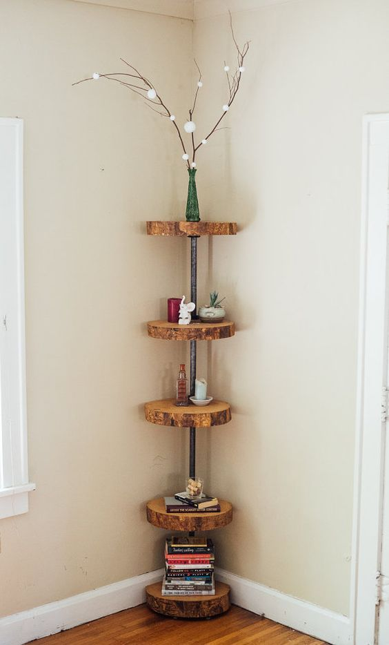 diy corner shelves 20