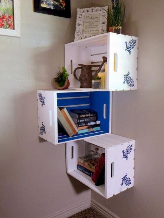 diy corner shelves 21-min
