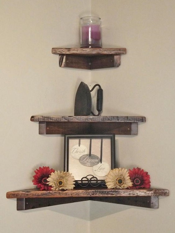 diy corner shelves 23