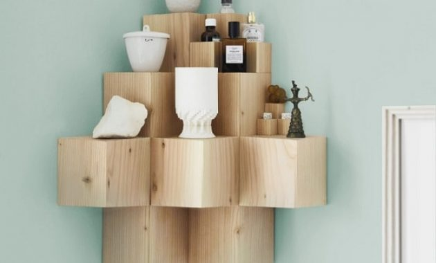 diy corner shelves 7-min