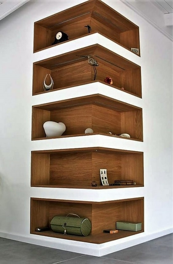 diy corner shelves 9-min