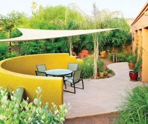 diy patio landscaping ideas 1-min