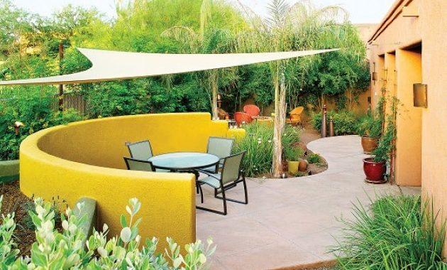 diy patio landscaping ideas 1-min
