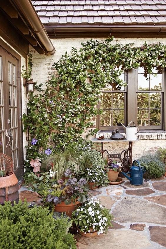 diy patio landscaping ideas 18-min