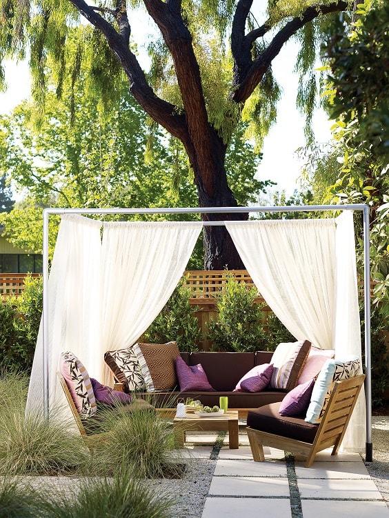 diy patio landscaping ideas 19-min