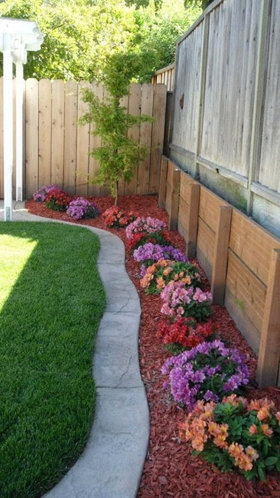 diy patio landscaping ideas 22-min
