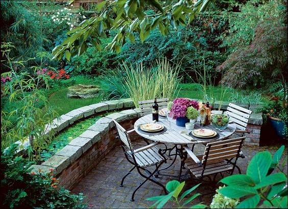 diy patio landscaping ideas 27-min
