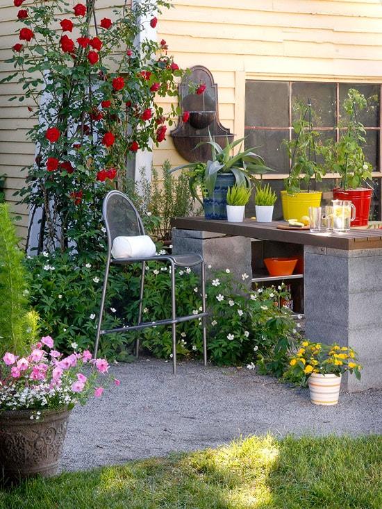 diy patio landscaping ideas 31-min