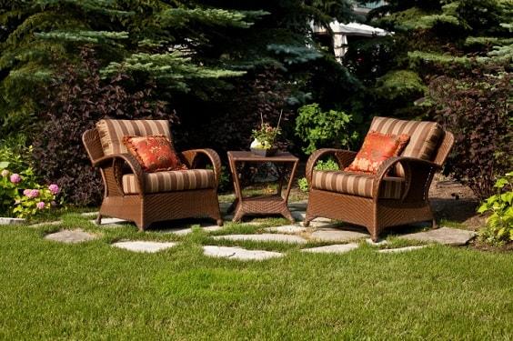 diy patio landscaping ideas 9-min