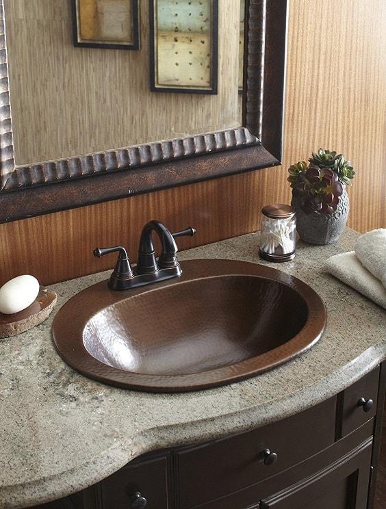 15+ Amazon's Best Drop In Bathroom Sinks Oval To Buy Now