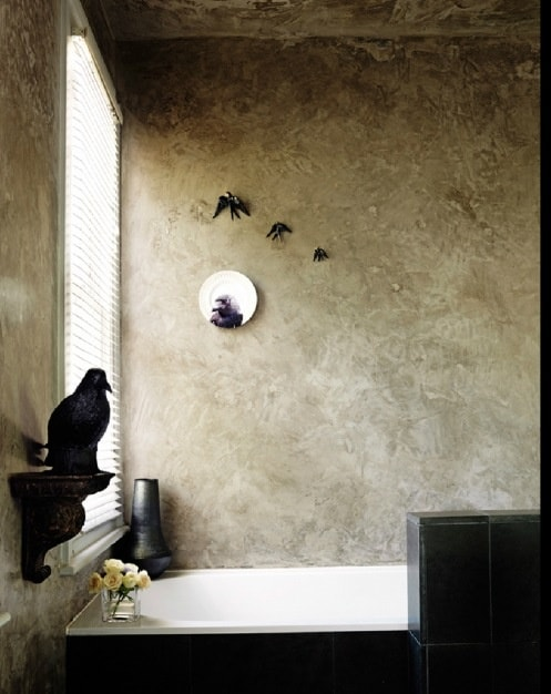 gothic bathroom decor 11-min