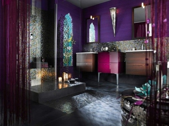 gothic bathroom decor 17-min