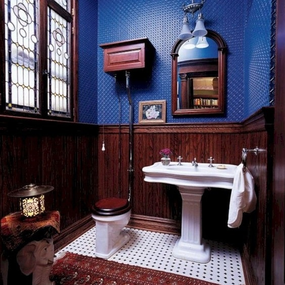 gothic bathroom decor 18-min