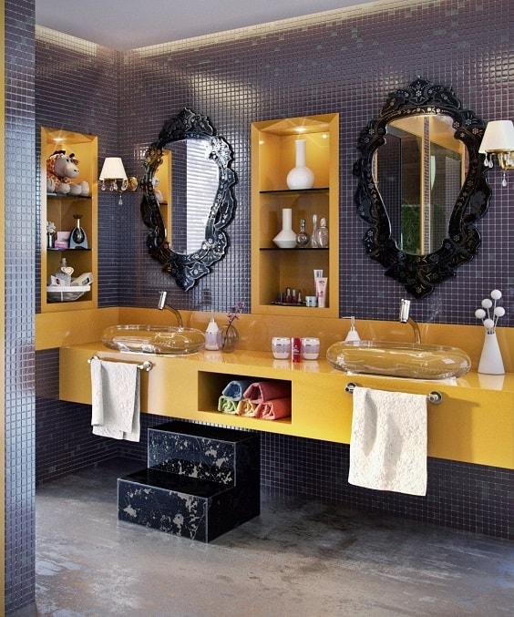 gothic bathroom decor 19-min