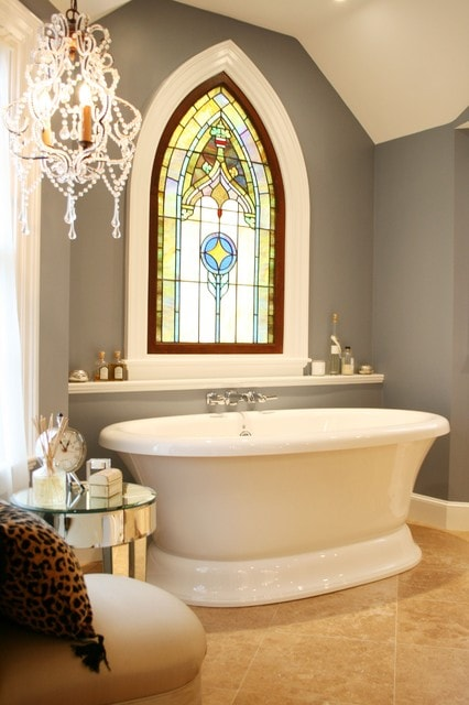 Gothic Bathroom Decor 8 Min