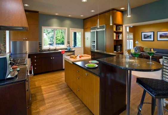 mid-century kitchen 8